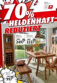 Aktueller porta Möbel Prospekt, SUPERHELDEN SHOPPEN ONLINE!, Seite 2