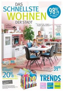 Trends, DAS SCHNELLSTE WOHNEN DER STADT für Köln1