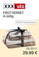 Aktueller XXXLutz Möbelhäuser Prospekt, XXXL Spring Shelf Handtücher, Seite 1