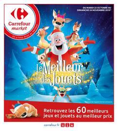 Catalogue Carrefour Market en cours, Le meilleur des jouets, Page 1