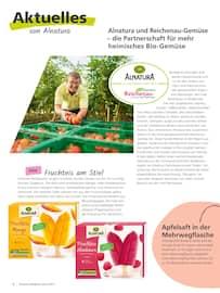 Aktueller Alnatura Prospekt, Magazin, Seite 8
