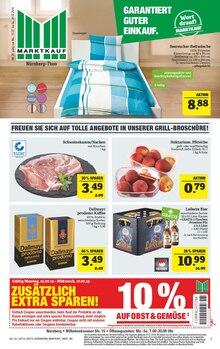 Marktkauf, GARANTIERT GUTER EINKAUF für Nürnberg
