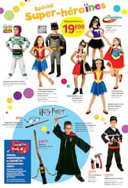 Catalogue Toys'r'us en cours, Carnaval, Page 4