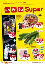 Aktueller Netto Marken-Discount Prospekt, Weihnachten steht vor der Tür ..., Seite 28