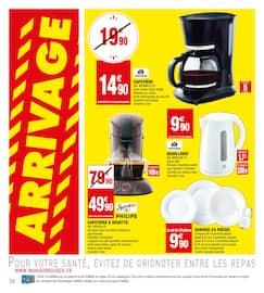 Catalogue Carrefour Market en cours, Maintenant et moins cher !, Page 34