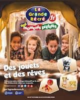 Catalogue La Grande Récré en cours, Des jouets et des rêves, Page 1