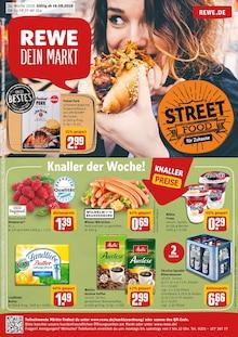 REWE, STREET FOOD FÜR ZUHAUSE für Nürnberg