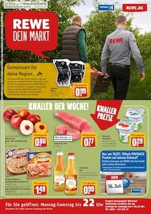 REWE, GEMEINSAM FÜR DEINE REGION für Hannover