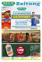 Aktueller Mix Markt Prospekt, Aktuelle Angebote, Seite 1