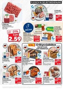 Grillfleisch im Kaufland Prospekt DU LIEBST GRILLEN? DU KRIEGST GRILLEN! auf S. 14