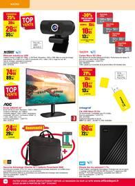 Catalogue Office DEPOT en cours, Je classe, je range, j'étiquette ! Profitez des offres de Janvier pour se sentir bien au bureau ou à la maison !, Page 10