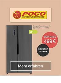 Aktueller POCO Prospekt, Kühlschrank, Seite 1
