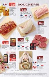 Catalogue Supermarchés Match en cours, 2 achetés = le 3ème offert, Page 3