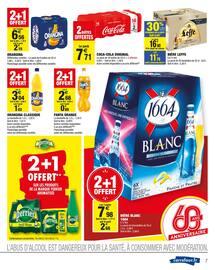 Catalogue Carrefour Market en cours, Dernières semaines encore moins chères !, Page 7