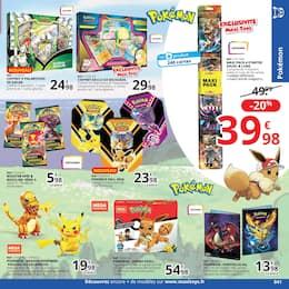 Catalogue Maxitoys en cours, Catalogue jouets 2020, Page 41