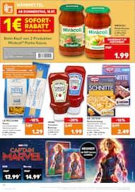 Aktueller Kaufland Prospekt, Essen ist entdecken, Seite 24