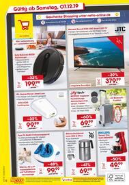 Aktueller Netto Marken-Discount Prospekt, DAS BESTE ZU WEIHNACHTEN, Seite 36