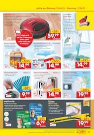 Aktueller Netto Marken-Discount Prospekt, DER ORT, AN DEM ANGEBOTE ECHT DUFTE SIND., Seite 33