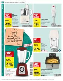 Catalogue Carrefour en cours, Carte blanche à vos envies, Page 68