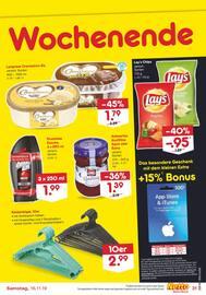 Aktueller Netto Marken-Discount Prospekt, Weihnachts-Vorboten, Seite 31