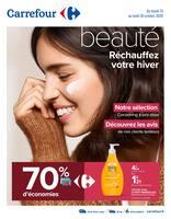 Catalogue Carrefour en cours, Réchauffez votre hiver, Page 1