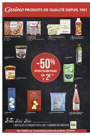 Catalogue Casino Supermarchés en cours, Cahier salon de la marque Casino, Page 6