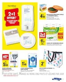 Catalogue Carrefour Market en cours, Maintenant et moins cher !, Page 11