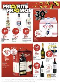 Catalogue Casino Supermarchés en cours, Priorité aux promos, Page 4