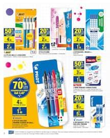 Catalogue Carrefour Market en cours, Le meilleur de la rentrée moins chère, Page 8