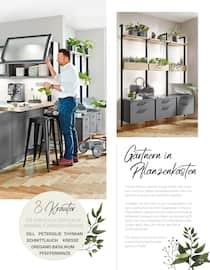 Aktueller porta Möbel Prospekt, Küchenwelt mit viel Platz zum Leben., Seite 21