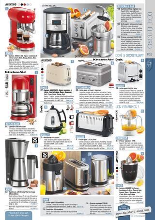 Catalogue Maison à Vivre en cours, Côté Électro, Page 5