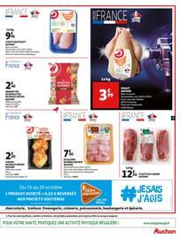 Catalogue Auchan en cours, 100 jours étonnants avant 2020, Page 7