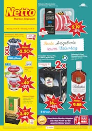 Aktueller Netto Marken-Discount Prospekt, Beste Angebote zum Vatertag, Seite 1
