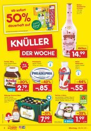 Aktueller Netto Marken-Discount Prospekt, Du willst ein leckeres Osterfest? Dann geh doch zu Netto!, Seite 2