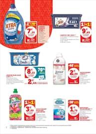 Catalogue Super U en cours, Vos prix tellement légers !, Page 2