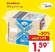 Backwaren von Korn Mühle im aktuellen Netto Marken-Discount Prospekt für 1.59€