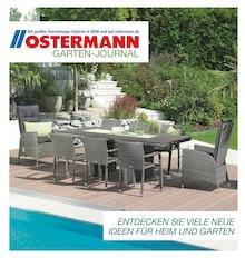 Ostermann, OSTERMANN GARTEN-JOURNAL für Dortmund