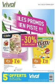 Catalogue Vival en cours, Les promos en piste !!!, Page 1