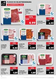 Aktueller Kaufland Prospekt, Essen ist Glück, Seite 18
