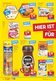 Aktueller Netto Marken-Discount Prospekt, EINER FÜR ALLES. ALLES FÜR GÜNSTIG., Seite 14