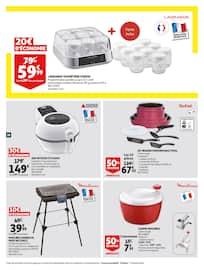 Catalogue Auchan en cours, Le Blanc collection d'été, Page 38