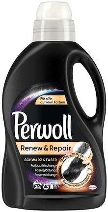 Waschmittel von Perwoll im aktuellen REWE Prospekt für 3.39€