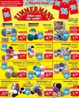 Aktueller Zimmermann Prospekt, Winter-Sale! , Seite 1