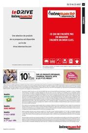 Catalogue Intermarché en cours, La rentrée promotion 2019, Page 23