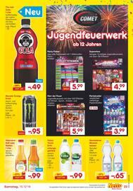 Aktueller Netto Marken-Discount Prospekt, Weihnachten wird lecker, Seite 23