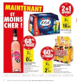 Catalogue Carrefour Market en cours, Promos à croquer, Page 2