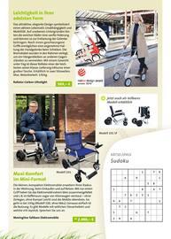 Aktueller Gesundheitshaus Heiden & Dömer GmbH & Co. KG Prospekt, Fit und mobil durch den Frühling, Seite 7
