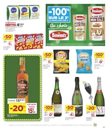 Catalogue Casino Supermarchés en cours, Les 30 jours Casino live, Page 29
