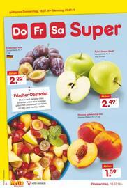 Aktueller Netto Marken-Discount Prospekt, Nachhaltig und lecker!, Seite 38