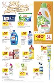 Catalogue Casino Supermarchés en cours, Une année riche en promos, Page 40
